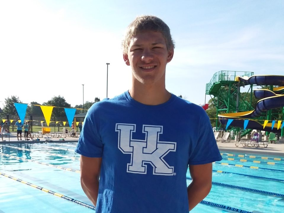 Kentucky Launches Class of 2024 with Verbal from Ohio Record-holder CJ Layne