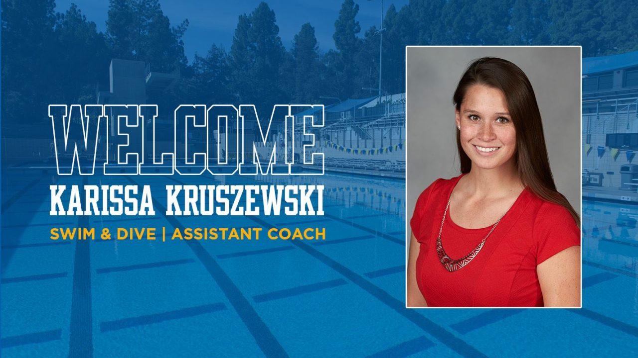 Karissa Kruszewski Returns Home to SoCal; Hired as UCLA Assistant Coach