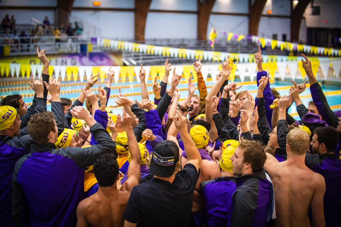 Swimming's TopTenTweets: LSU is Ready for The Natty