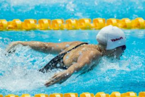 Canadian Women Lower National Record In 400 Medley Relay; MacNeil 55.5 On Fly