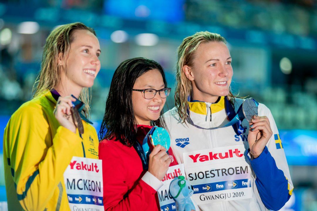 2019 FINA World Aquatics Championships: Day 2 Finals Race Videos
