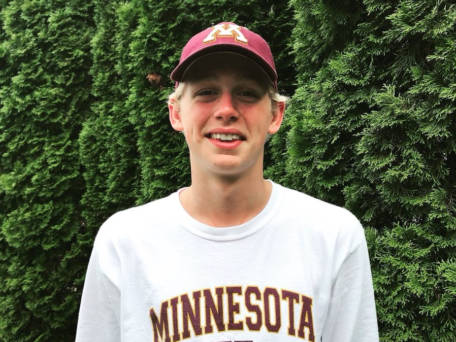 Iowa High School State Champion Cameron Linder Verbally Commits to Minnesota