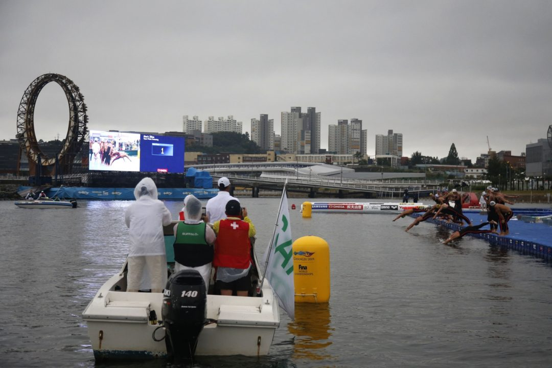Asthma Attack Doomed Gergely Gyurta's 25km Swim with 3km to Go