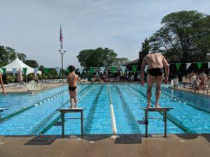 Vanderkaay, Tarwater Help Raise $36,000 for Detroit Swims
