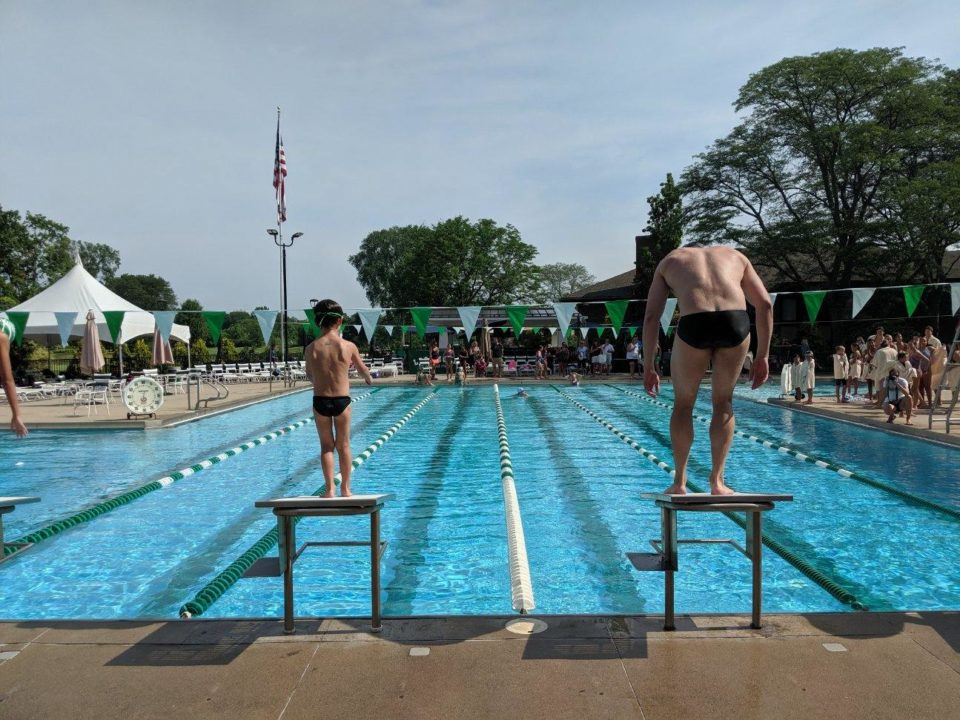 Vanderkaay, Tarwater Help Raise $36,000 for Detroit Swims