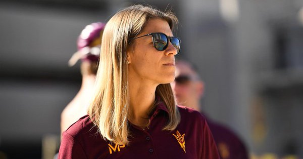 Stratton-Mills Promoted to Associate Head Coach at Arizona State