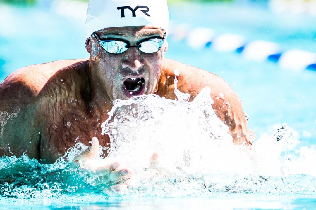 WR Holder Ryan Lochte Drops 1:57.88 200 IM in First Post-Suspension Race