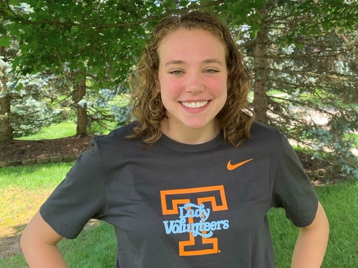 Summer Juniors Qualifier Nicola Lane Verbally Commits to Tennessee for 2020-21