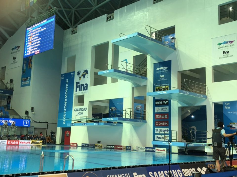 USA Diving's Schnell, Magana Qualify for 10-Meter Final at Worlds
