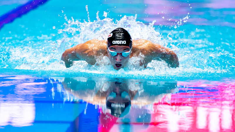 FINA World Cup Series Berlino: In Gara Cusinato E Burdisso