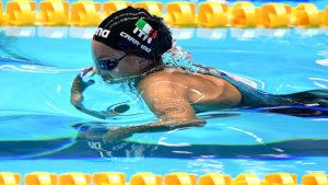 FINA Champions Swim Series: Recap Day2 Carraro Seconda Nei 100