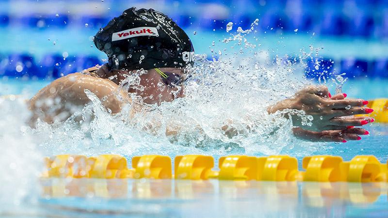 FINA Preme Per Introdurre Tutte Le Distanze 50 M Nel Programma Olimpico
