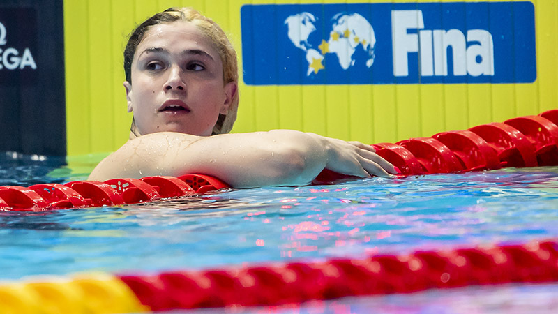 Going To Glasgow: Italians, Russians Headline Women's Breaststroke