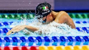A Bologna Carraro Nuota Il Tempo Limite Per Tokyo, In Attesa Degli Assoluti