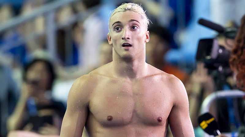 World Junior: Federico Burdisso Bronzo Nei 200 M Farfalla