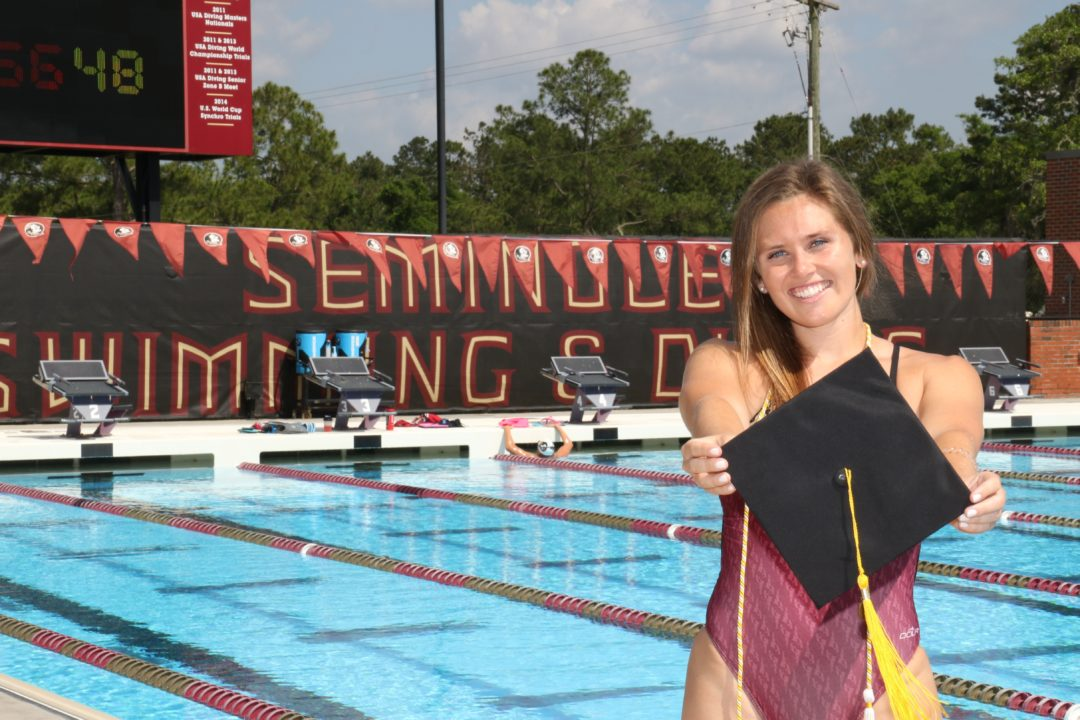 Former FSU Swimmer McKenna Keith Beats Cancer