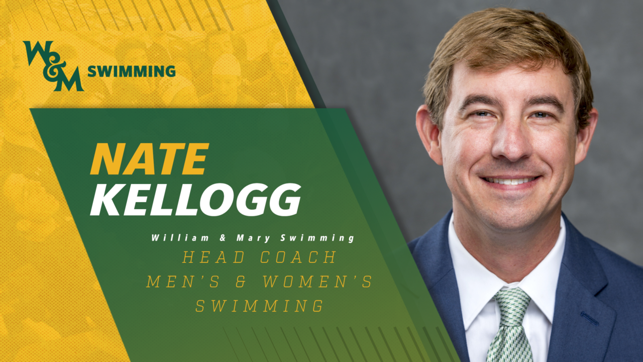 William & Mary Promotes Assistant Nate Kellogg to Head Coach