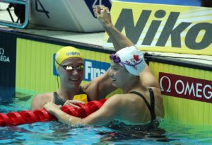 Maggie MacNeil Blasts World-Leading 100 Fly At Greensboro PSS