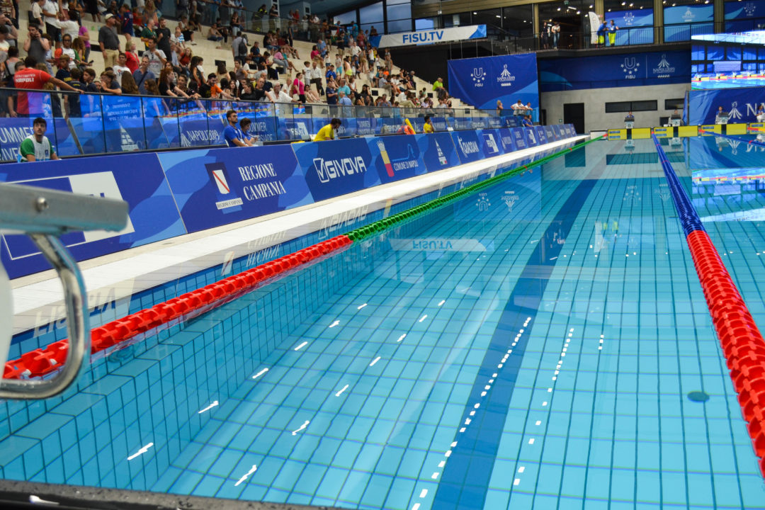 Universiadi Napoli Last Day: Avanti Caponi, Matteazzi E Le Staffette 4×100 Mx