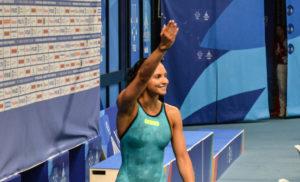Universiadi Napoli 2019 – Silvia Scalia Oro 50 Metri Dorso Con 27.92