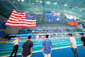 Las cuatro opciones que estudia la FINA para aplazar el próximo Mundial