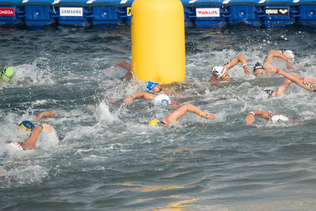 Swim Portion Of Paratriathlon Tokyo Test Event Cancelled Due To Water Quality