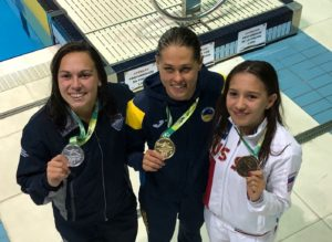 USA Wins Three Silvers on Day 3 of World Deaf Championships