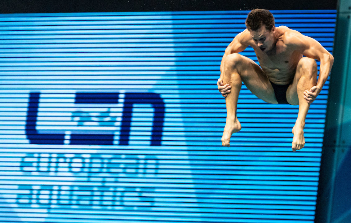 Germany's Patrick Hausding Wins 30th European Championships Medal