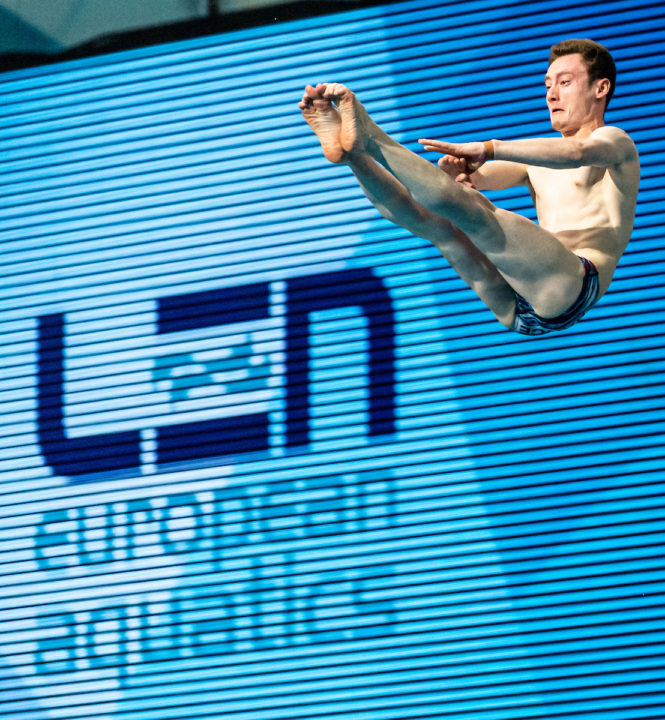 European Divers Earn Three More Olympic Berths