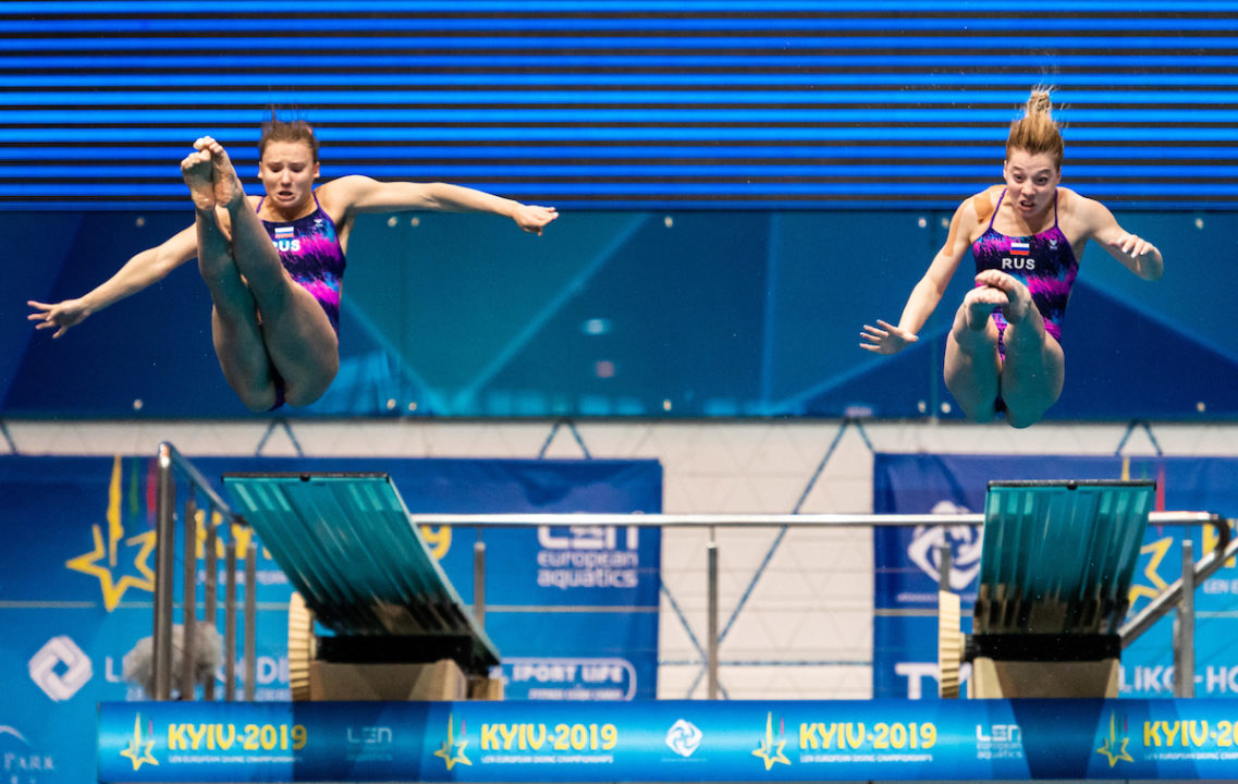 Five-continent FINA Diving Circuit Kicks Off Today In Madrid