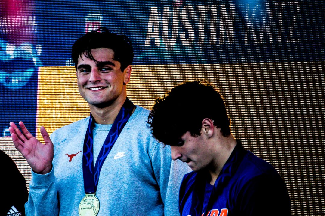 Austin Katz Dips Under 1:40 in 200 Back at Minnesota Invite Day 4 Prelims