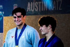 Texas Collegiate Swimmers and Alums Dominate San Antonio U.S. Open Psychs