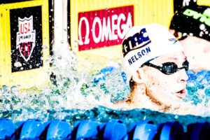 Dolfin Swim of the Week: Baylor Nelson's 200FR/200BR Lifetime-Bests