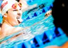 Brendan Burns, B1G Breaststroke and Six 18-Splits at Big Tens Night Four