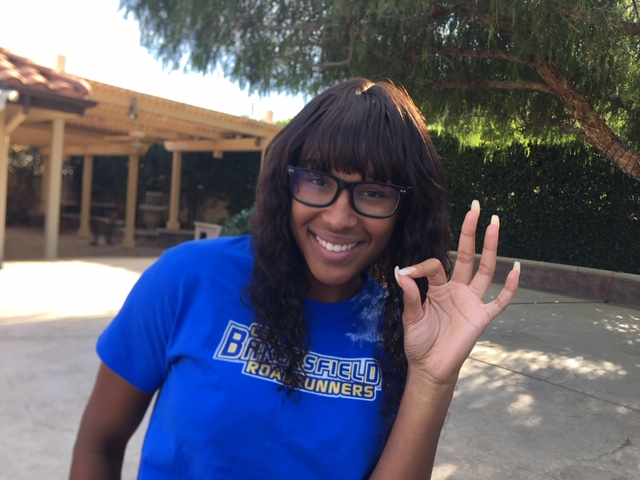 2x CIF-SS Division 4 Champ Mya Jackson to Swim for CSU Bakersfield