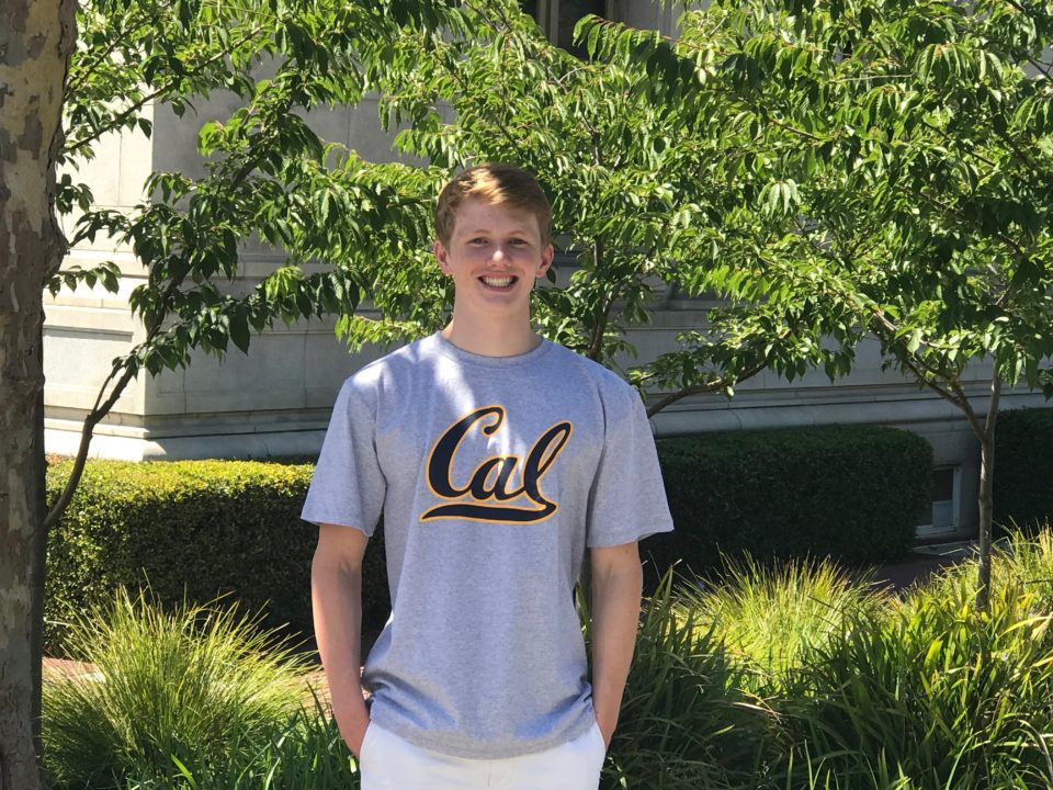 Summer Junior Nationals A-finalist Jack Meehan Verbally Commits to Cal
