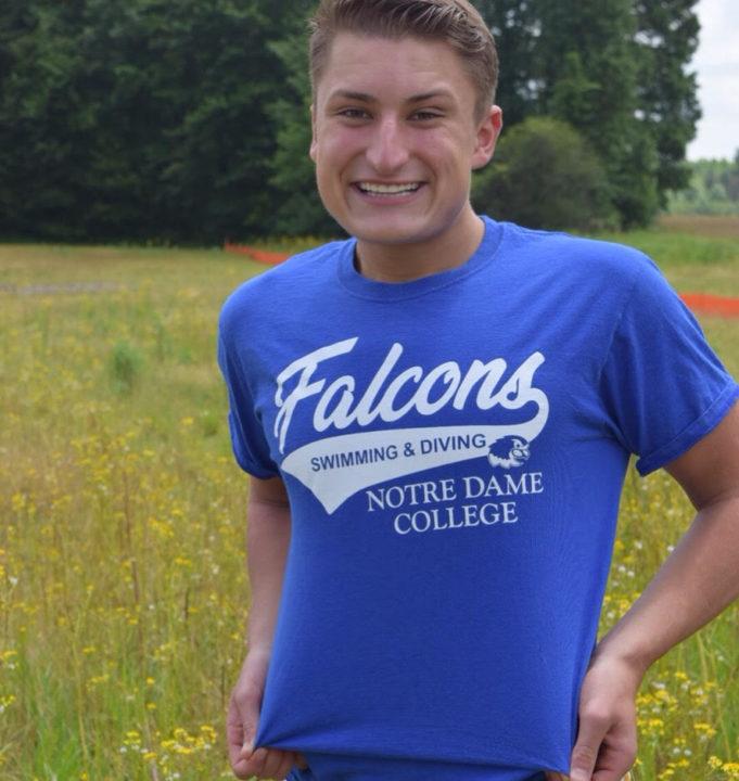 Ohio Native Chad Kegelmayer Commits to Division II Notre Dame College