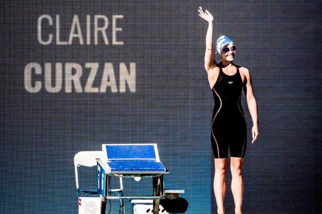 Claire Curzan