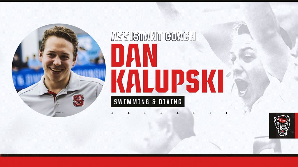 NC State Promotes Dan Kalupski to Assistant Coach