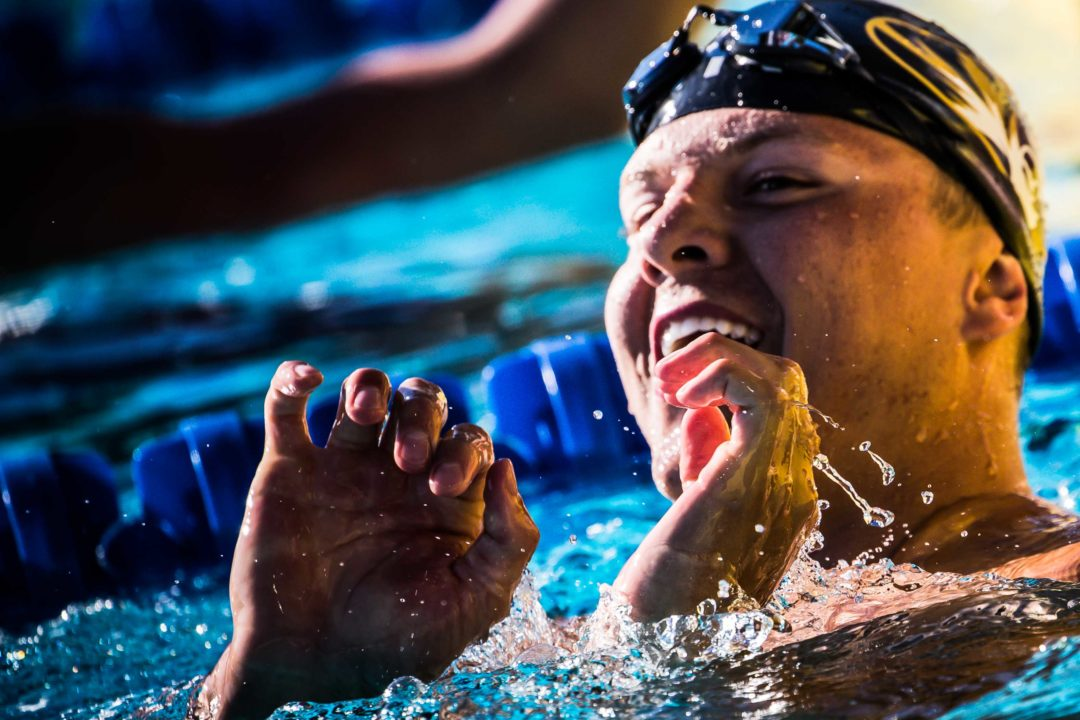 Swimming From Home: Mizzou Staff Share Favorite Memories from First Season