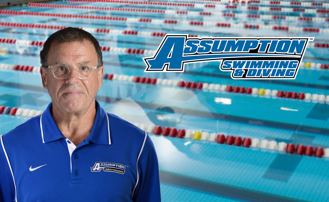 Assumption Names Doc Ludemann as Head Swimming & Diving Coach