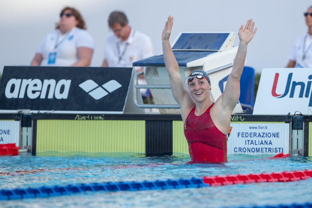 Josè Finkel Trophy 2019: In Brasile Gareggerà Anche Ilaria Bianchi