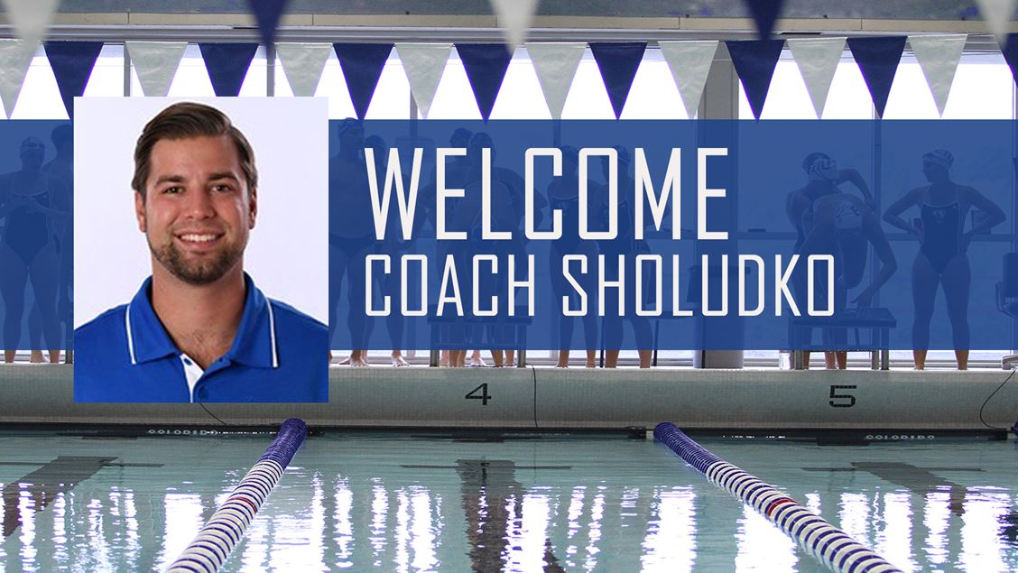 Evan Sholudko Named Women's and Men's Head Swimming Coach at Eastern Illinois