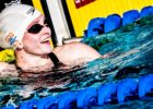 Erika Brown Becomes 8th-Best American of All-Time in Women's 100 Meter Free