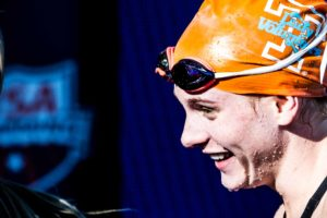Kieran Smith, Erika Brown Named SEC Swimmers Of The Year (Conference Awards)