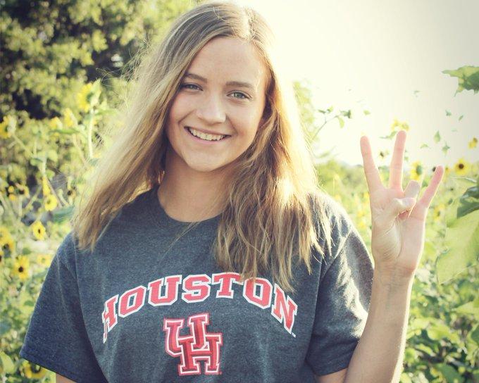 Texas Native Hannah Farmer Verbally Commits to Houston