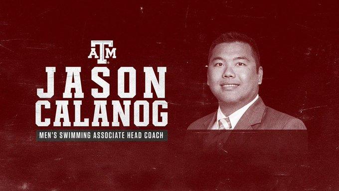 Texas A&M Promotes Jason Calanog to Men's Associate Head Coach