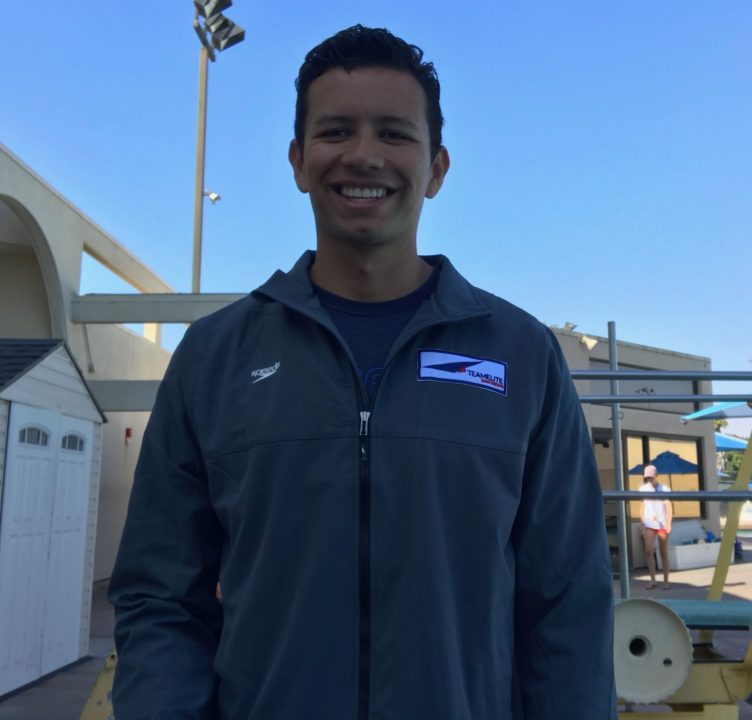 Team Elite Aquatics Hires Javier Sossa as New Assistant Coach