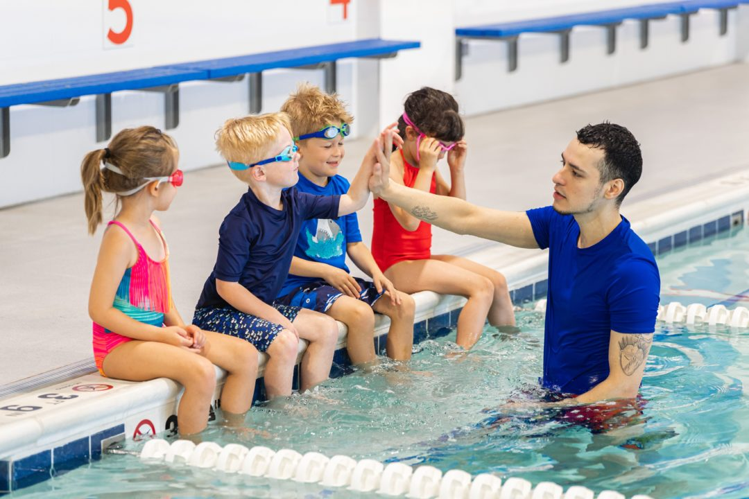 Magazine Ranks Big Blue Swim School Among Top 100 Game Changers in 2019