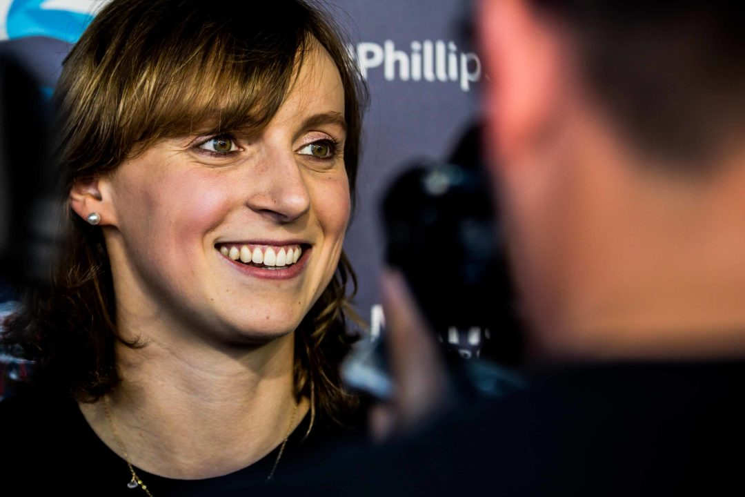 "Katie Ledecky Explains Stanford Tradition of ""Fountain Hopping"" (Video)"